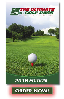 Purchase the 2014 The Ultimate Golf Pass
